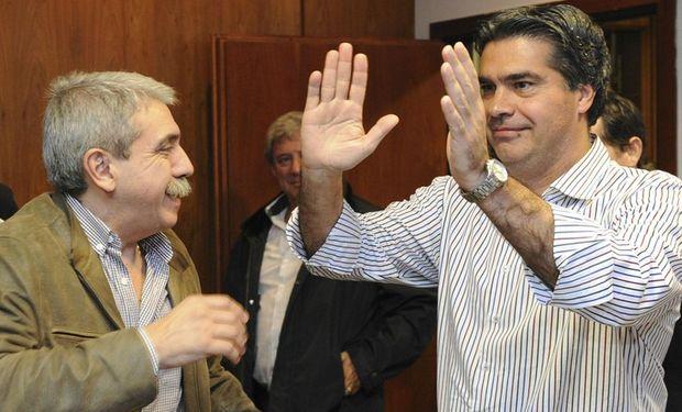 Domingo Peppo sacó una amplia diferencia sobre la candidata radical.