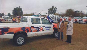 Refuerzan las patrullas con móviles y personal capacitado
