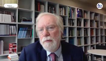 """Collier: """"La polarización es muy peligrosa y se necesita más diálogo para salir de esta crisis"""""""