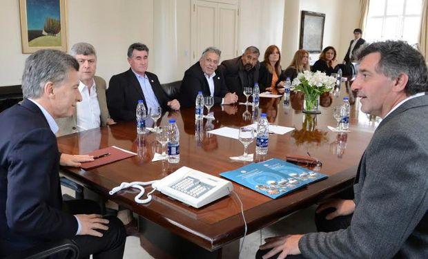 """""""El presidente Macri expresó que para él y su gobierno, el campo es un actor muy importante para lograr el desarrollo del país"""", comentó Príncipe."""