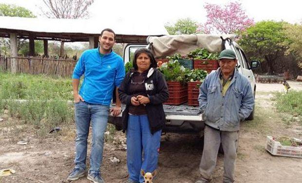 Una fundación asociada al INTA los ayuda a desarrollarse.