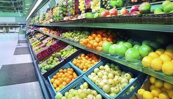 La brecha de precios entre el consumidor y el productor mejoró en 1,6 puntos