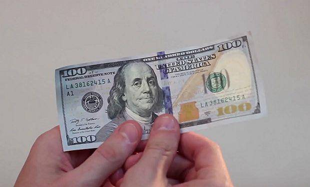 Dólar en Argentina.