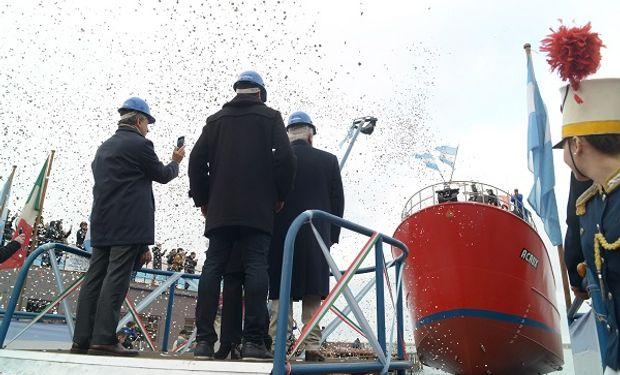 """Etchevehere: """"El sector pesquero es muestra de la riqueza que generamos en nuestro país"""""""