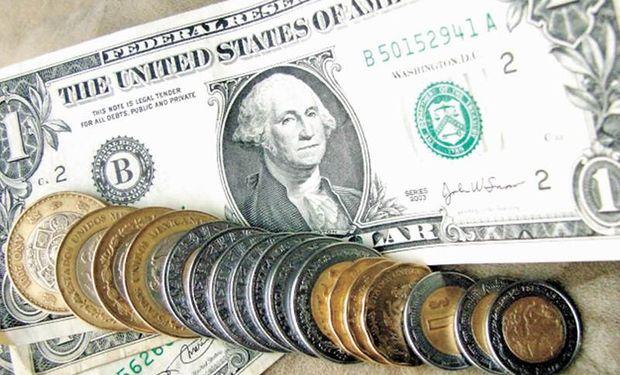 Nueva suba del dólar en el mercado local.