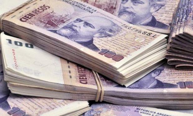 Por la emisión de los Bonad 17 recaudó el equivalente en pesos (al tipo de cambio oficial) a US$ 1087,46 millones.