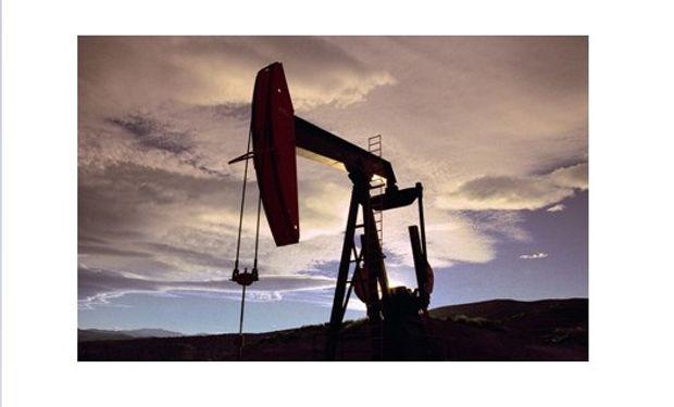Pozo petrolero. Foto de Archivo