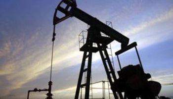 Petróleo sigue en baja: cayó 1,5% a u$s 45,58