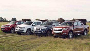 El vehículo más vendido de Argentina es una pickup