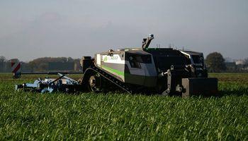 AgBot: así funciona el nuevo robot autónomo para el campo de Claas