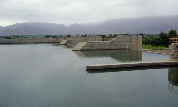 Fondos para obras de infraestructura hídrica