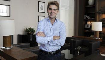 """Pierpaolo Barbieri, fundador y CEO de Ualá: """"Los servicios digitales pueden ser soja digital"""""""