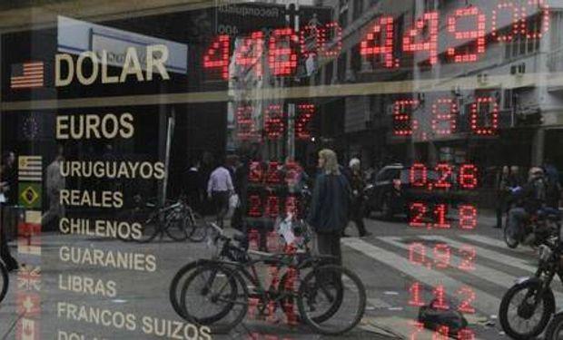 Inversores ya ven dólar oficial a $ 7 para mayo