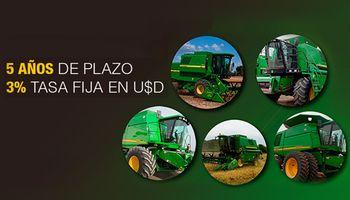 Conci: la mejor financiación en cosechadoras usadas