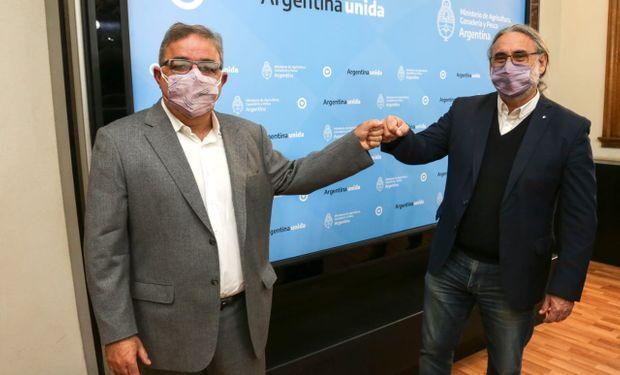 Carne: Basterra destaca la implementación de un Plan Ganadero en Catamarca
