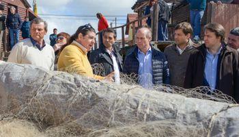 Avanza la construcción de una planta de procesamiento de pescado