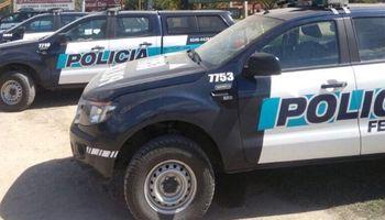 El Gobierno envió fuerzas de seguridad a custodiar un remate ganadero