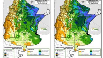 Los excesos de agua no abandonan el NEA