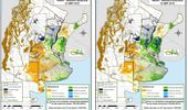 Siguen aumentando las zonas con falta de agua para trigo