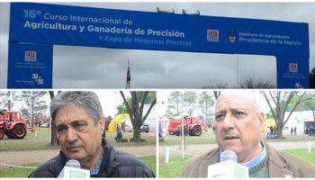 La agricultura de precisión tuvo una nueva cumbre en Manfredi