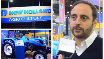 New Holland mira al futuro