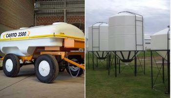 ¿Qué se necesita para el transporte y almacenamiento de líquidos en nuestro campo?