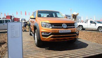 Volkswagen llega a Expoagro con una nueva Amarok V6 y financiamiento exclusivo