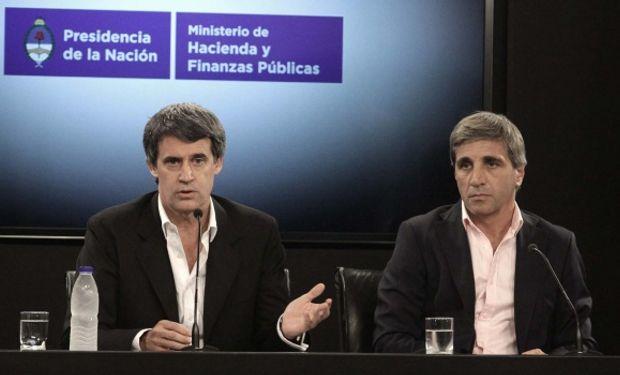 El ministro de Hacienda, Alfonso Prat Gay
