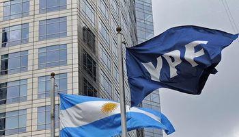 Las acciones de YPF marcaron un récord