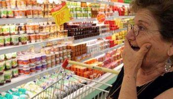 Precios de alimentos se desaceleraron y se redujo inflación de julio