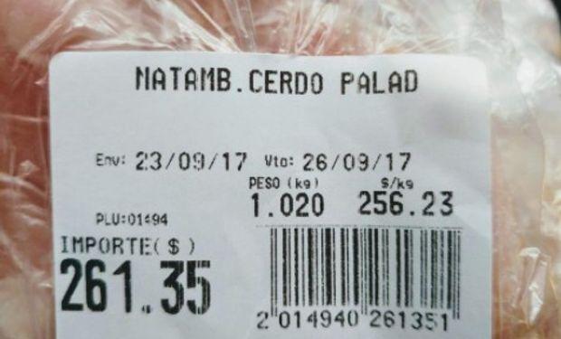 """Príncipe: """"Hay una fuerte distorsión en el precio al público de muchos alimentos en la Argentina""""."""
