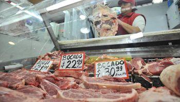 Se aceleró el aumento de todas las carnes al público