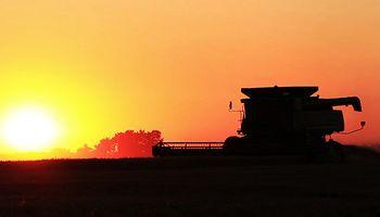 Así se mueve en la Argentina el precio de las cosechadoras