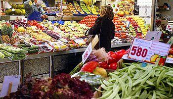 Ceden las cotizaciones mundiales de los alimentos