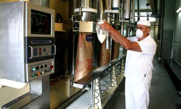 Suba de 12,1% para la leche en polvo entera y de 11,7% para la leche en polvo descremada en el primer remate mensual de la láctea neocelandesa Fonterra.