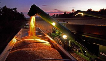 Valores de los granos en Chicago no logran hacer pie