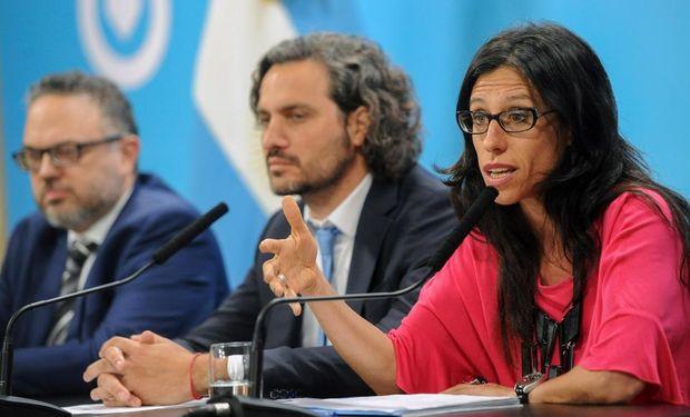 Paula Español explicó los alcances del control que se realizará sobre el precio de la carne