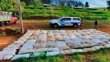 Secuestran un nuevo cargamento de granos de soja que iba a salir del país sin documentación