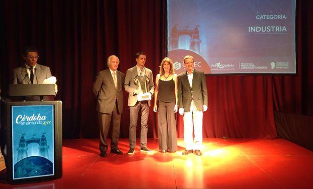 Premio Córdoba en el mundo.