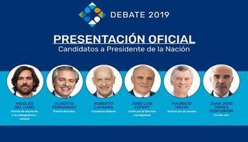 Segundo debate presidencial 2019: fecha, hora y temas que tratarán los candidatos