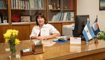 La presidenta del INTA destacó la necesidad de generar divisas y agradeció a Alberto y Cristina