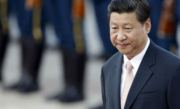 El presidente chino, Xi Jinping. Foto: Reuters / Archivo.