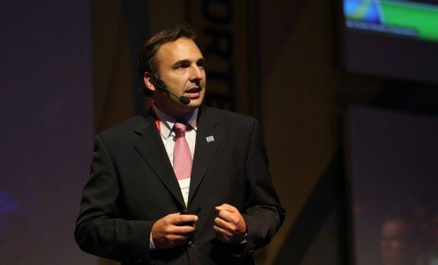 Francisco Lugano, presidente del Movimiento CREA.