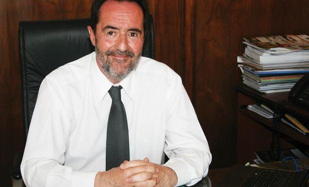 Vicepresidente del Senasa, Luis Carné.