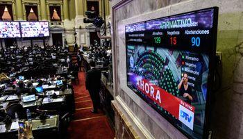 Diputados aprobó el Presupuesto 2021 que prevé un dólar a 102 pesos para diciembre