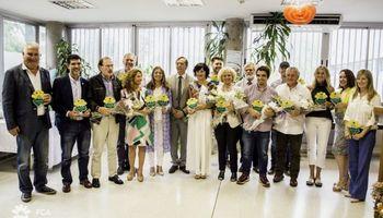 Rosana Nardi distinguida con el Reconocimiento FCA 2019