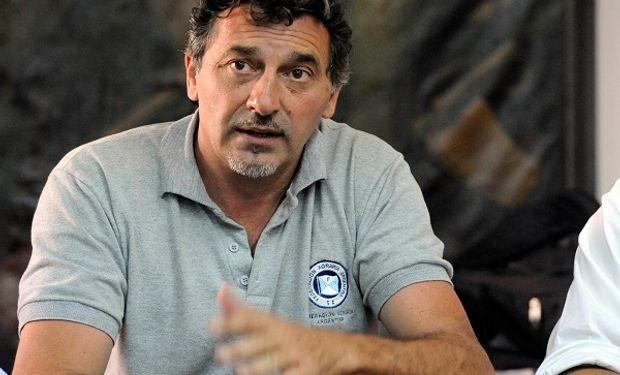 Presidente de la Federación Agraria (FAA), Omar Príncipe.