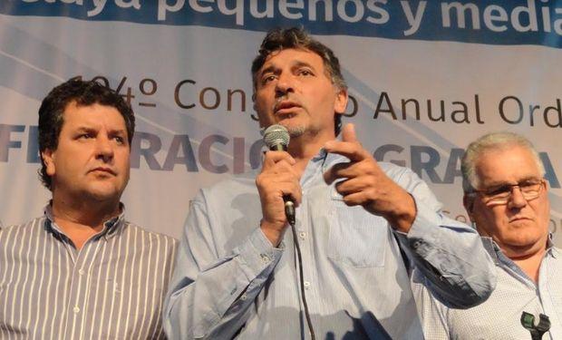 Omar Príncipe fue reelecto como presidente, acompañado por Ariel Toselli y Agustín Pizzichini en la conducción gremial.