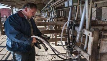 Kicillof anunció la ampliación del subsidio a los productores de leche
