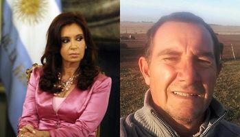 Con números: la tajante respuesta de un productor por el ataque de Cristina Kirchner al campo